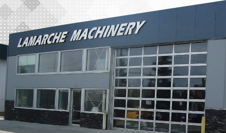 Lamarche Machinery Edmonton Office