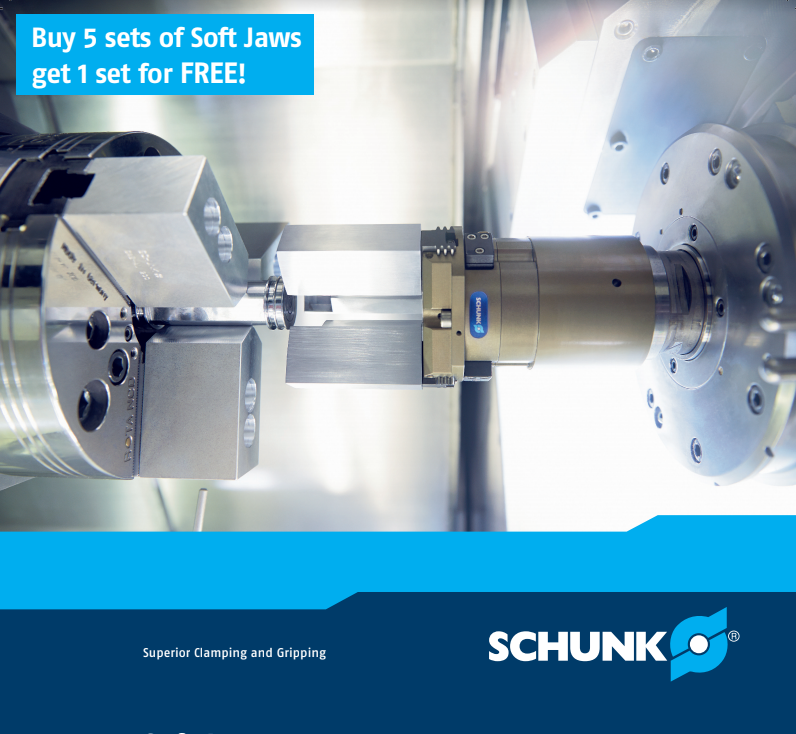 Schunk Tools offer