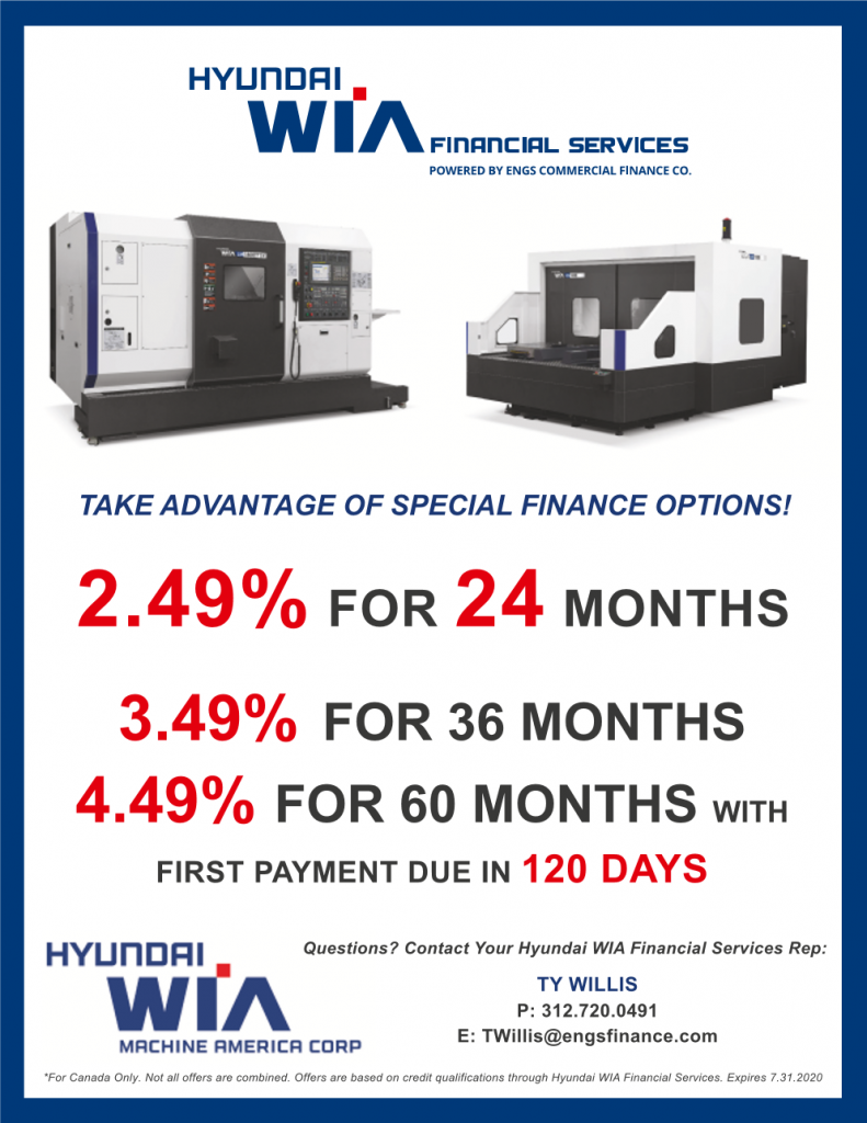 Hyundai Wia Financing for 2020. Take advantage of special finance options! 2.49% for 24 months, 3.49% for 36 months, 4.49% for 60 months with first payment due in 120 days of purchase.