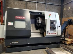 used YAMA SEIKI GS-6000M
