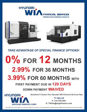 0% for 12 months 2.99% for 36 months 3.99% for 60 months (First payment in 120 days… as needed) WAIVED DOWN PAYMENT (based on credit qualification and only applied when approved by ENGS Commercial Finance) Offer expires 8-31-2020